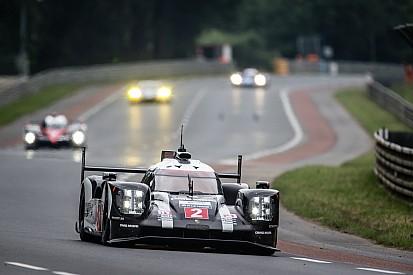 Porsche a mené un gros travail d'évaluation pneumatique au Mans