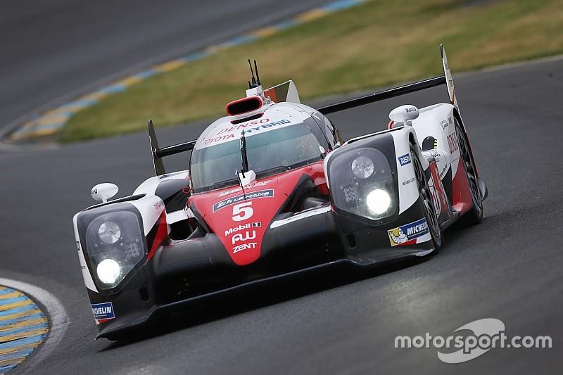 Encore du travail pour Toyota, malgré de nets progrès au Mans