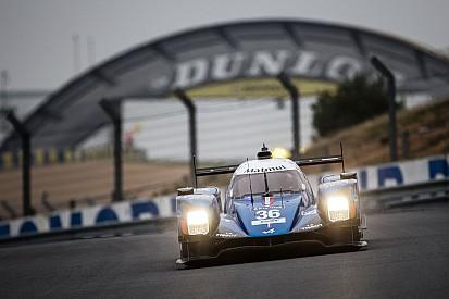 """Alpine au Mans: """"Nous savons où nous en sommes"""""""