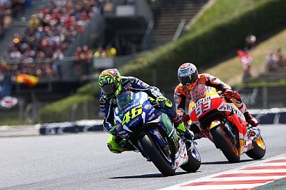 Márquez a dépassé son 1er objectif au championnat, Rossi garde le cap