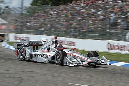 Will Power guida la doppietta Penske in Gara 2 a Detroit