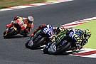 La MotoGP si ferma a Barcellona per una giornata di test