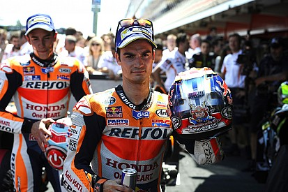 Pedrosa - C'est Márquez qui a fait le choix du moteur Honda