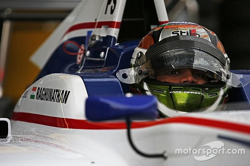 Raghunathan quitte déjà le GP3 Series
