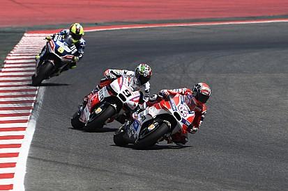 """دوفيزيوزو يلقي باللوم على مشاكل الإطار الخلفي في سباق كتالونيا """"الكارثي"""""""
