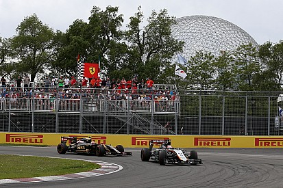 Timetable of the 2016 Canadian F1 Grand Prix