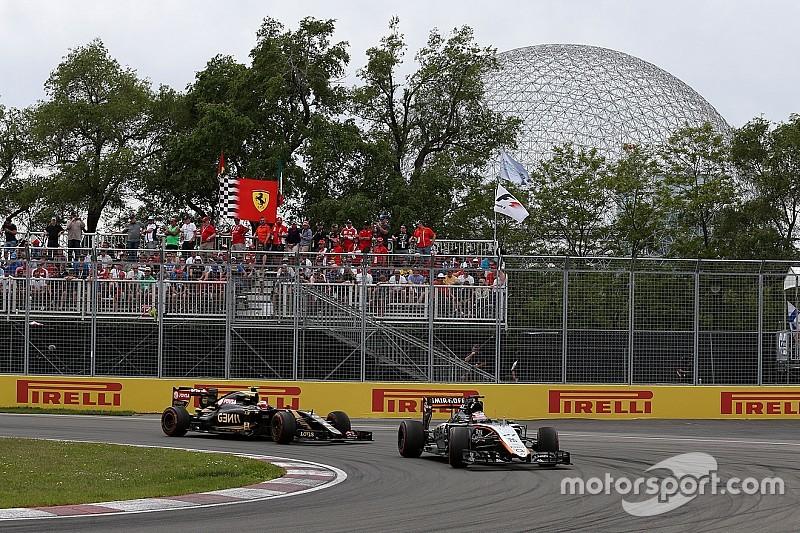 Horaire du Grand Prix F1 du Canada 2016