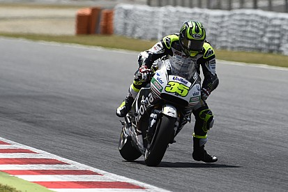 Crutchlow de snelste in Barcelona-test