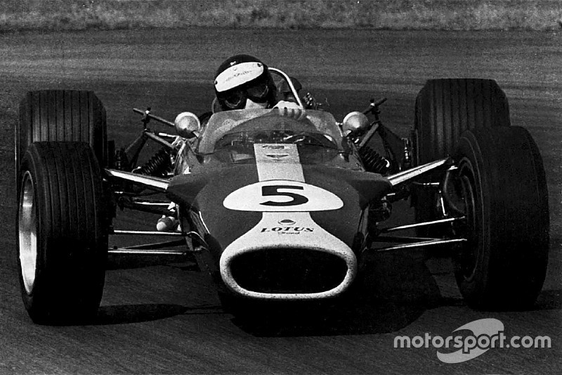 59 años del debut del gran Jim Clark en la F1