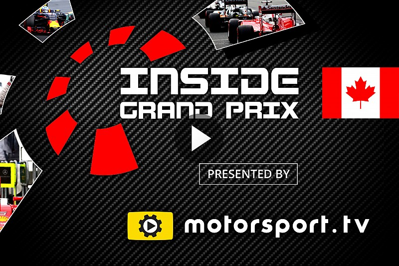 Video: Inside Grand Prix Kanada 2016