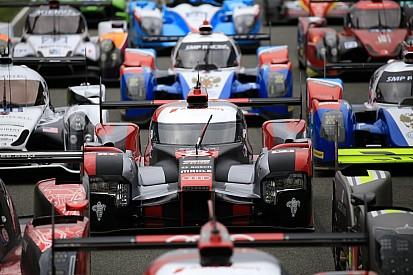 Top 24: Die schönsten Fotos vom Test in Le Mans