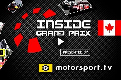 Vidéo - En route vers Montréal avec Inside Grand Prix !