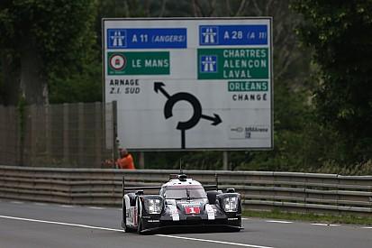 """Webber reste conquis par """"les virages les plus classiques"""" du Mans"""