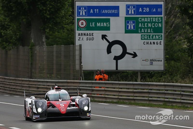 Buemi: Toyota'nın Spa'daki sorunları Le Mans'da tekrar etmeyecek