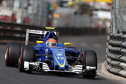 Sauber assure qu'il n'y avait aucun problème sur le châssis de Nasr
