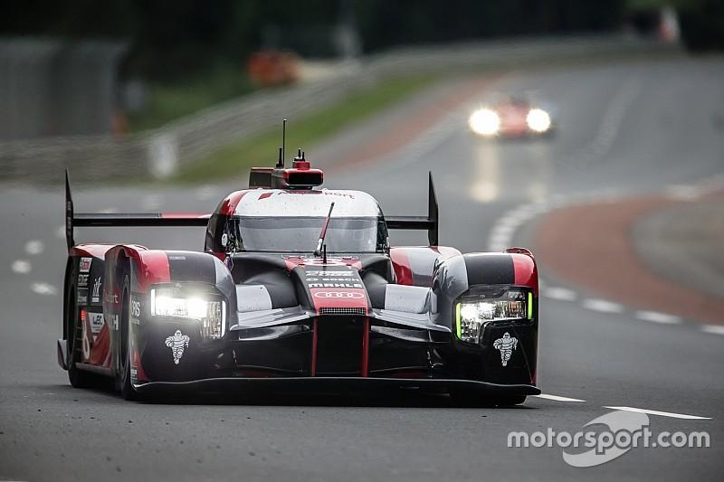 McNish Audi'nin Test Günü'ndeki temposundan memnun
