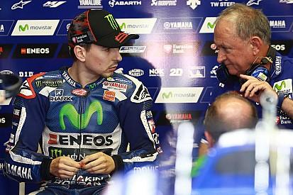 Lorenzo wilde crew niet onder druk zetten mee te gaan naar Ducati