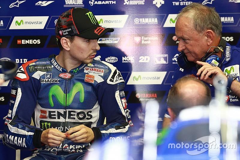 Лоренсо пытался уговорить свою гоночную бригаду перейти в Ducati