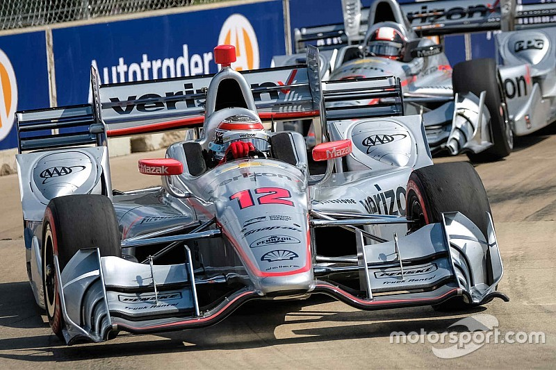 Will Power pede Safety Car Virtual na Indy
