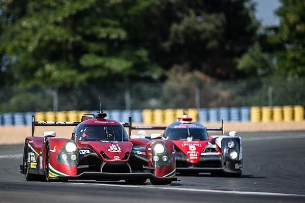 Plusieurs équipes en piste sur le circuit Bugatti