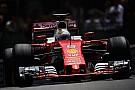 Ferrari espera un impulso con el nuevo turbo que llevará Vettel