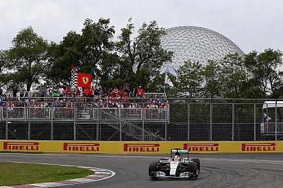 Le programme TV du Grand Prix du Canada