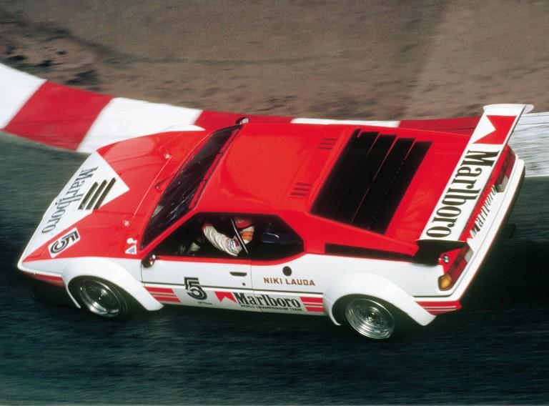 Újra versenyautóban Lauda: BMW M1 Procar az Osztrák Nagydíj betétprogramjaként