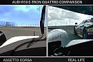 Assetto Corsa Vs. Valóság: Audi R18 e-Tron Austinban