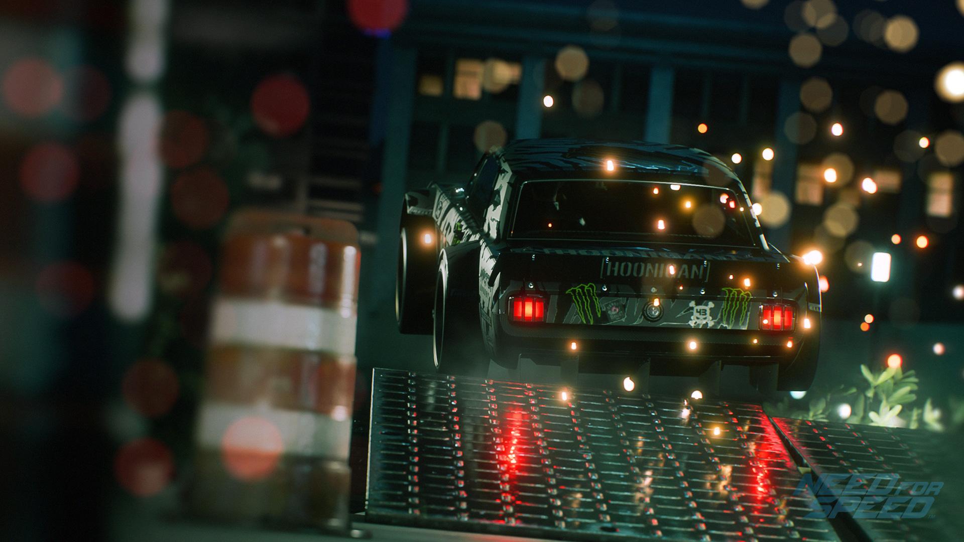 Need for Speed: ilyen, amikor meghajtod a játékban Ken Block gépét