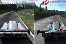 Project CARS Vs: Assetto Corsa: Mercedes C9 – Nordschleife