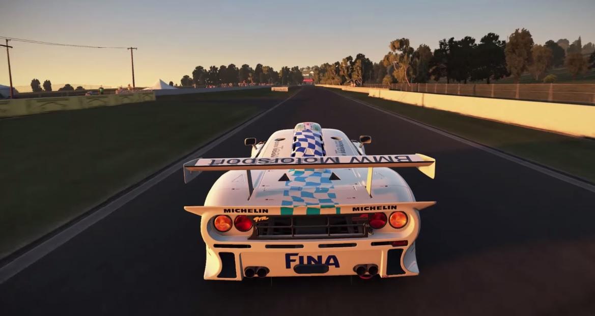 Project CARS: McLaren F1 GTR a játékban! Kiváltságosnak érzed magad