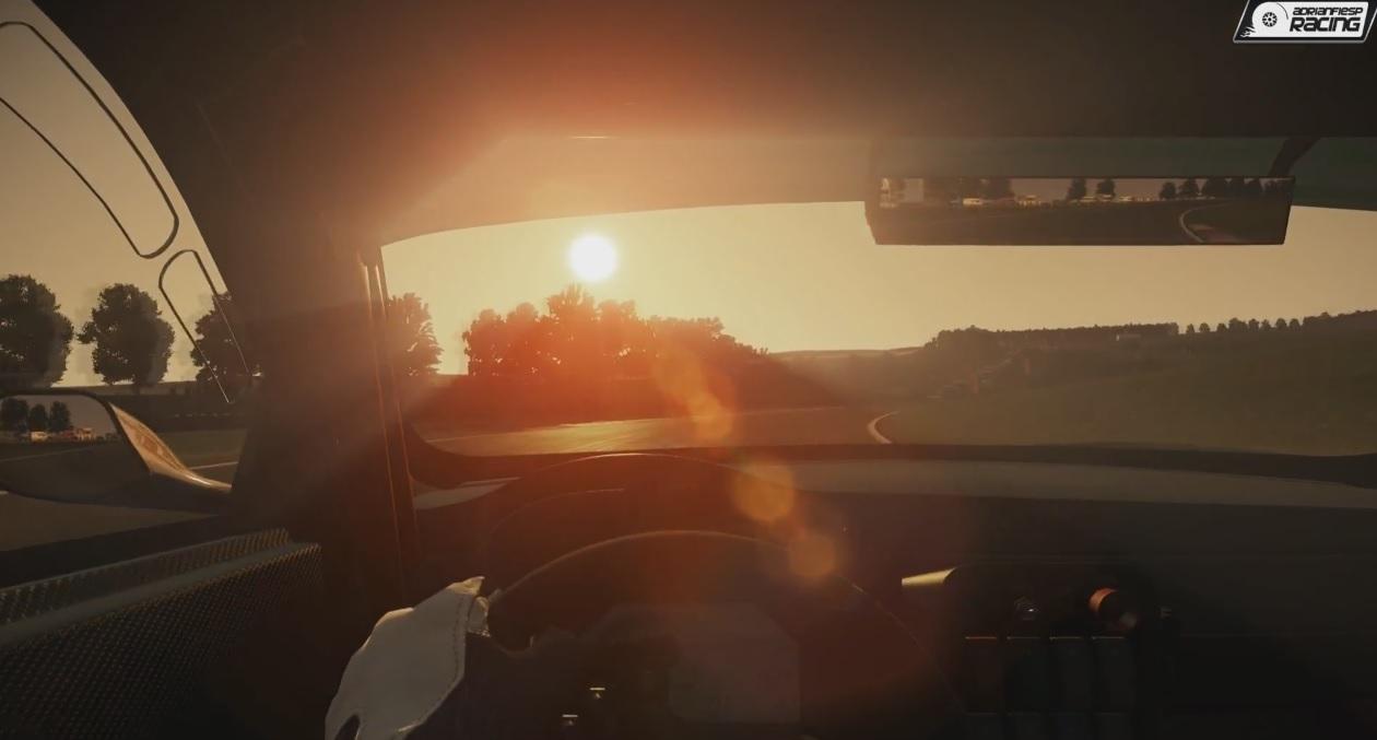 Ennek aztán lehet csapatni: BMW M3 GT a Project CARS-ban
