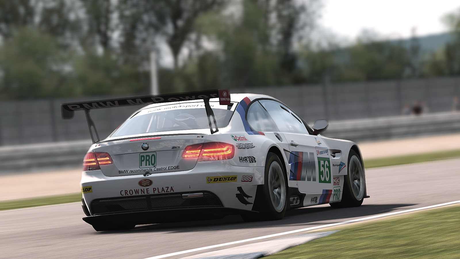 Project CARS a Gran Turismo 6 ellen: BMW M3 GT - Brands Hatch esőben