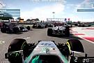 F1 2014: Verseny a Magyar Nagydíjon Nico Rosberggel a játékban