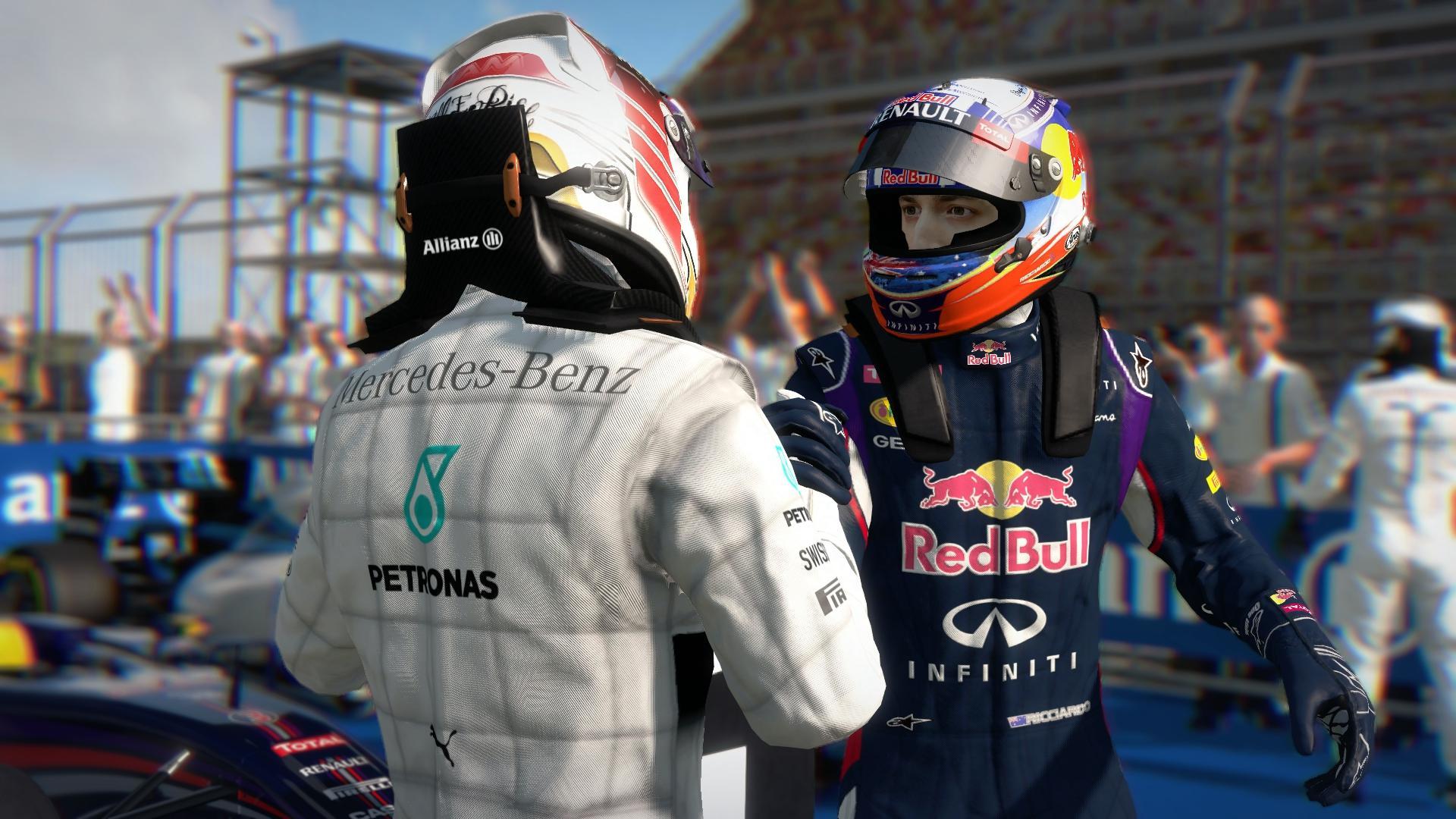 Az F1-live.hu és a Konzolvilág bemutatja: Push It To The Limit!