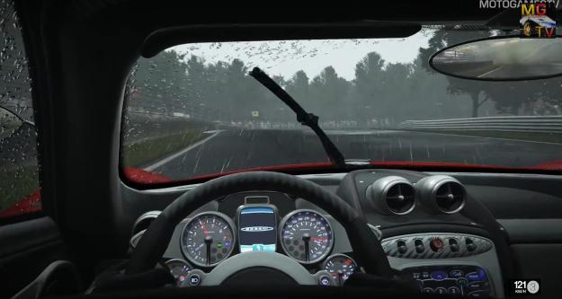 Project CARS: A virtuális valóság