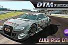 DTM Experience: Egy igazi szimulátoros élmény az Audi RS5 DTM volánja mögött