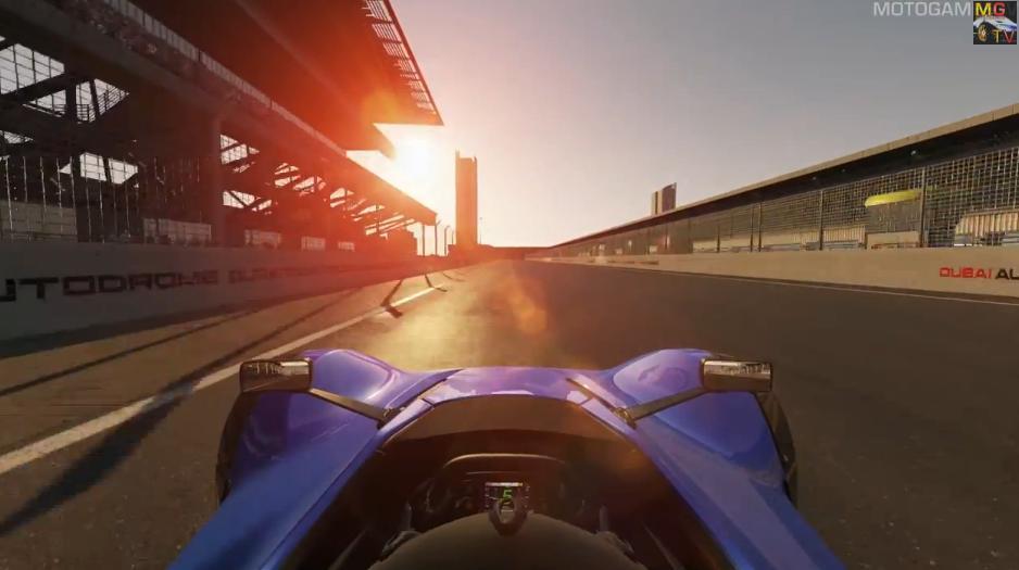 Project CARS: Örömteli száguldás Dubai versenypályáján