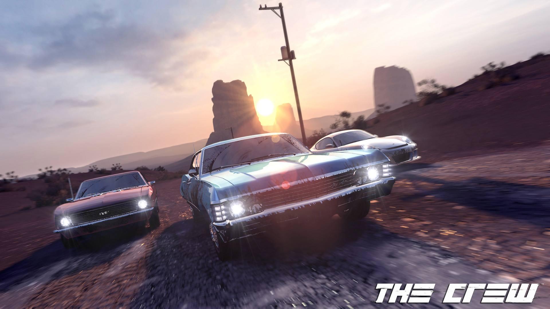 The Crew: Új képek érkeztek a játékról