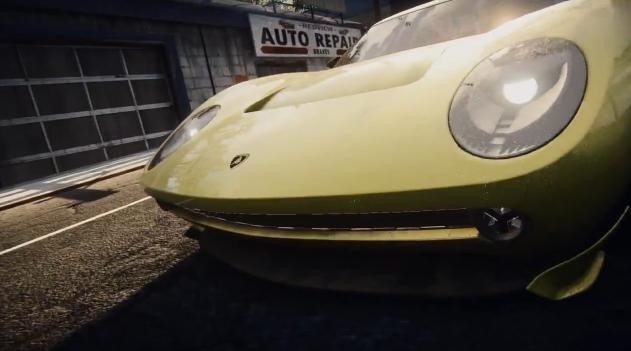 Need for Speed: Rivals - Lamborghini DLC Trailer