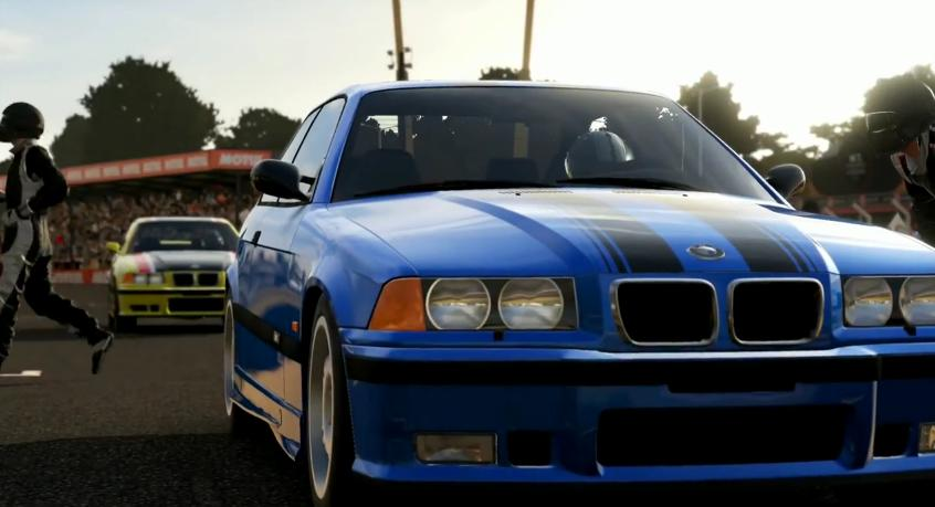 Forza Motorsport 5: BMW M3 E36 – a legenda