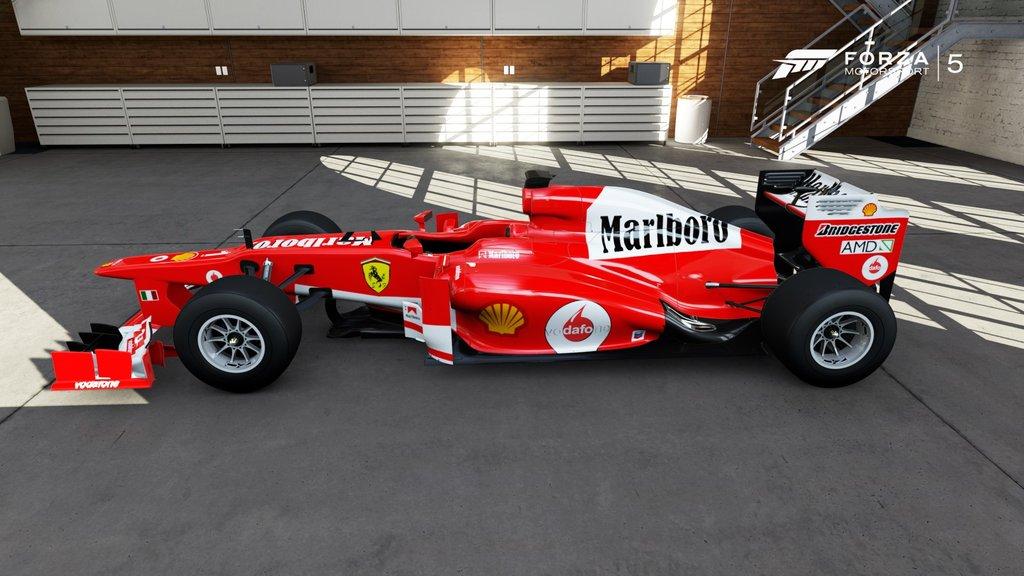 Ez eddig ma mindent visz: F1-es festések a Forza Motorsport 5-ben