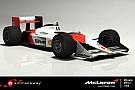 Simraceway: A legendás McLaren MP4/4 a játékban