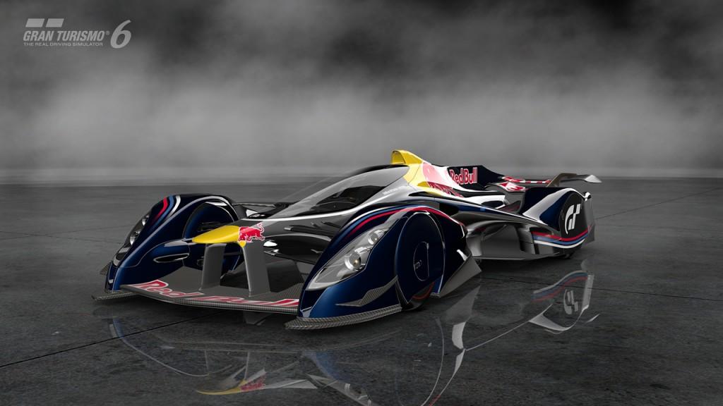 Gran Turismo 6: Mozgásban a Red Bull szuper-autója