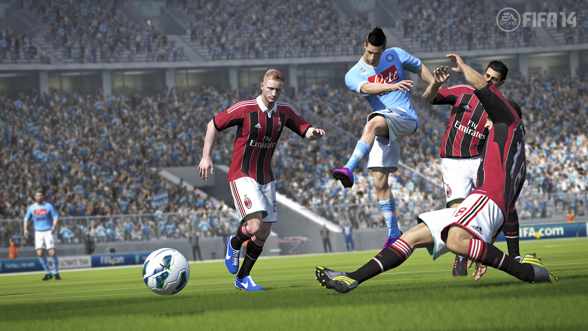 FIFA 14 next-gen: A hét góljai - december 23.