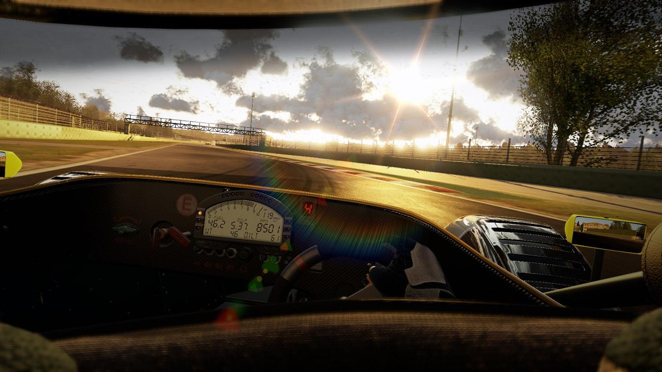 Project CARS: A döngetős BMW M3 GT2