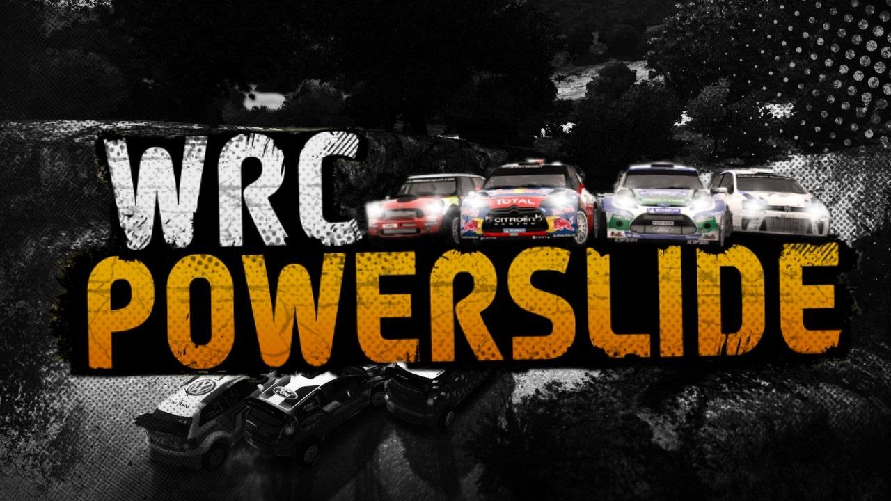 WRC: Powerslide – ralizz egy kicsit másképp!