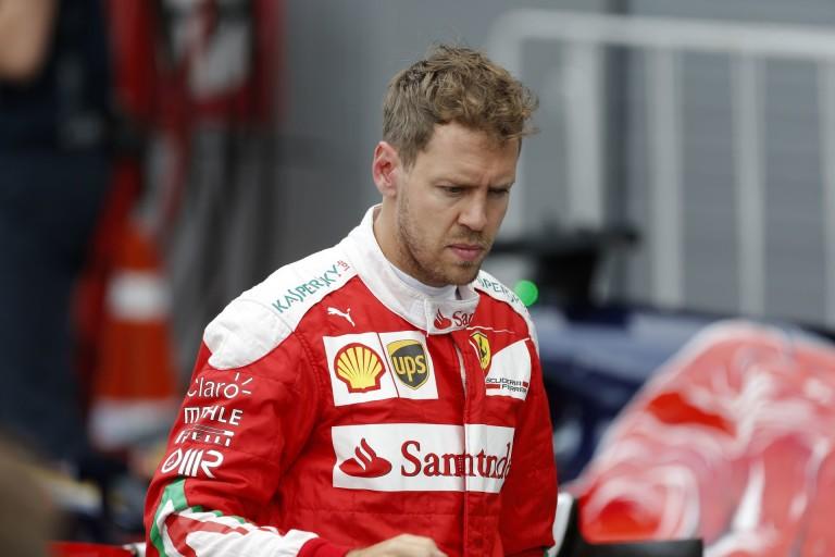 Vettel: Mit mondhatnék? Nem én mentem magamba kétszer!