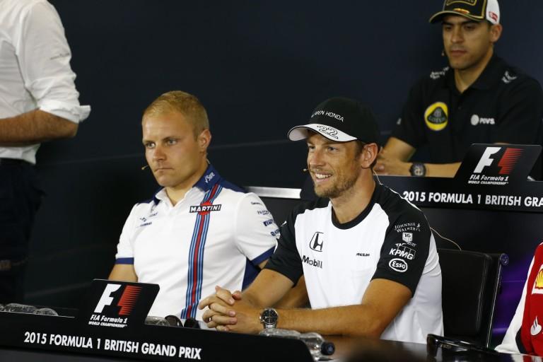 Button egy lépésre volt attól, hogy aláírjon a Williamshez 2016-ra