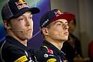 Verstappen azonnal odalépett: már ott van Ricciardo nyakán